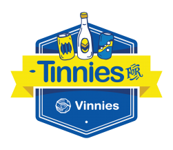 Tinnies for Vinnies pos RGB